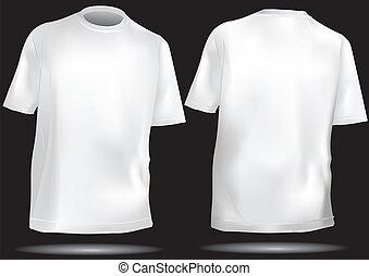 tshirt, plantilla