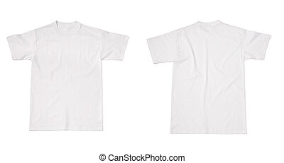 tshirt, t, szablon, koszula
