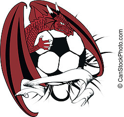 tshirt1, futball, tatto, sárkány