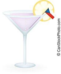 tsjech, cocktail
