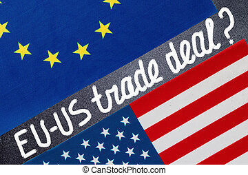 TTIP free trade agreement between USA and Europe.