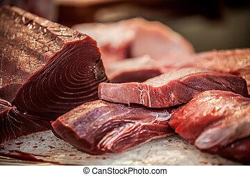 tuńczyk, czerwony