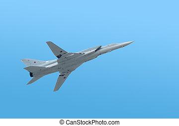 Tu-22 - tu-22 is supersonic bomber