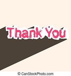 tu, agradecer