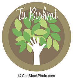 "Tu BiShvat means, ""New Year of the Trees"". It is a Jewish..."