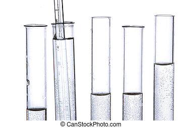 tube, chimie