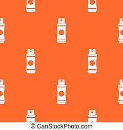 Tube of cream or gel pattern seamless - Tube of cream or gel...