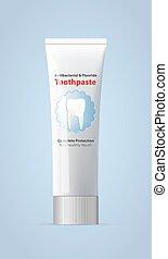 Tube - Toothpaste