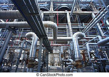 tubes, canaux transmission
