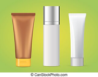Tubes - cosmetic products