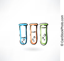 tubes grunge icon