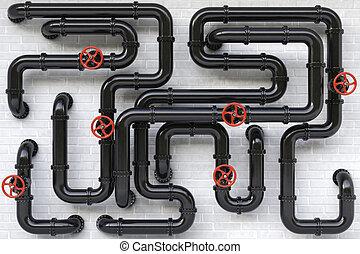 tubi per condutture