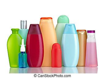 tubo, cuidado, recipiente, higiene, saúde, beleza