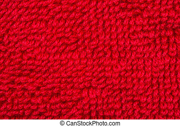 tuch, material, rotes , watte