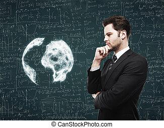tudomány, ember