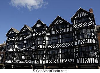Tudor immagini di archivi tudor immagini for Piani casa casa tudor