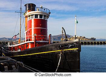 Tug Boat - Tug boat