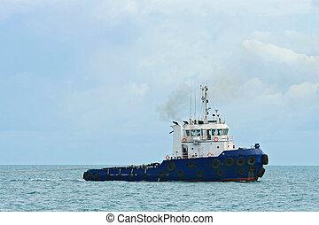 Tug boats - Tug boats