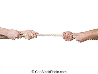 tug-of-war