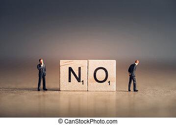 tuiles,  concept, lettres,  Business, bois, non, mot, orthographe, dehors