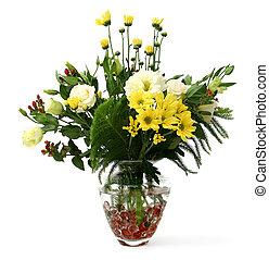 tuin, bloemen