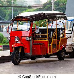 tuk-tuk, thailand