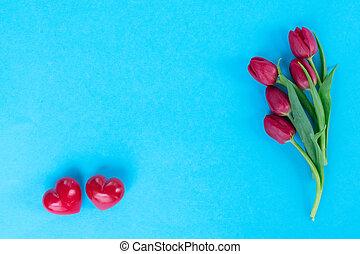 tulipes, posy