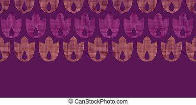 tulipes, résumé, raies, seamless, textile, modèle fond, géométrique, horizontal