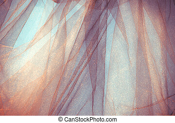 tulle background