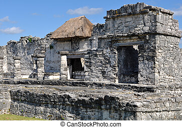 Tulum Mexico Ancient Ruins