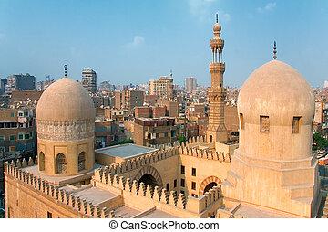 tulun, mesquita, ibn