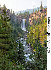 Tumalo Falls in Bend Oregon