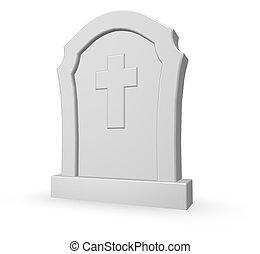 tumba, piedra