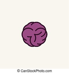 tumor icon cancer clipart vector