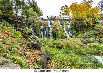Tumwater Falls Park Rivulets