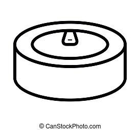 tuna box icon