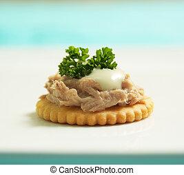 Tuna Canape