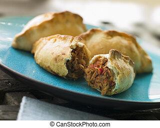 Tuna Empanadas