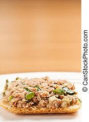 Tuna-fish sandwich