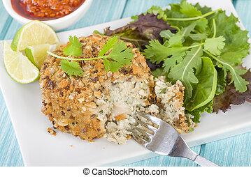 Tuna Fishcake