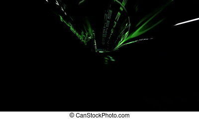 tunel, technologia