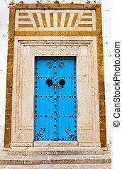 tunezja, sidi, powiedziany, bou