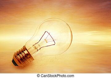 tungstène, ampoule