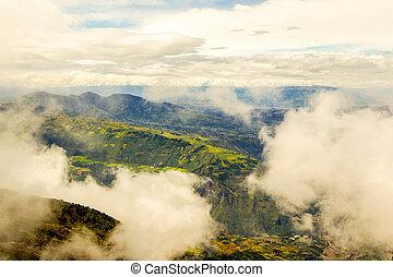 Tungurahua Province In Ecuador