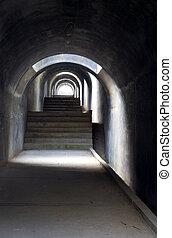 tunnel, 2