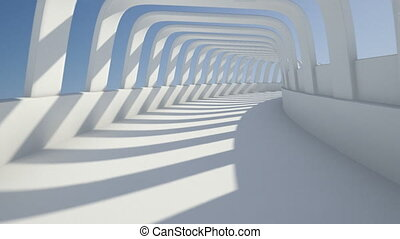 tunnel arch