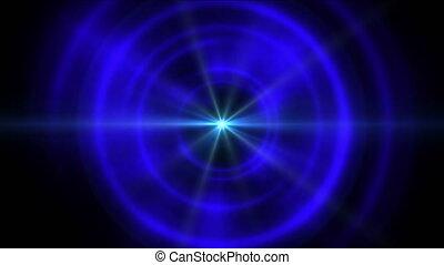 tunnel bleu, résumé, étoile