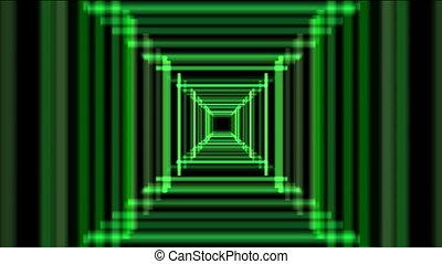 Tunnel cube