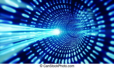 tunnel, data