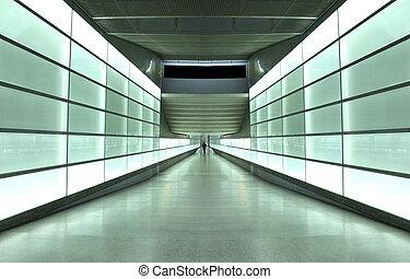 tunnel, lumière